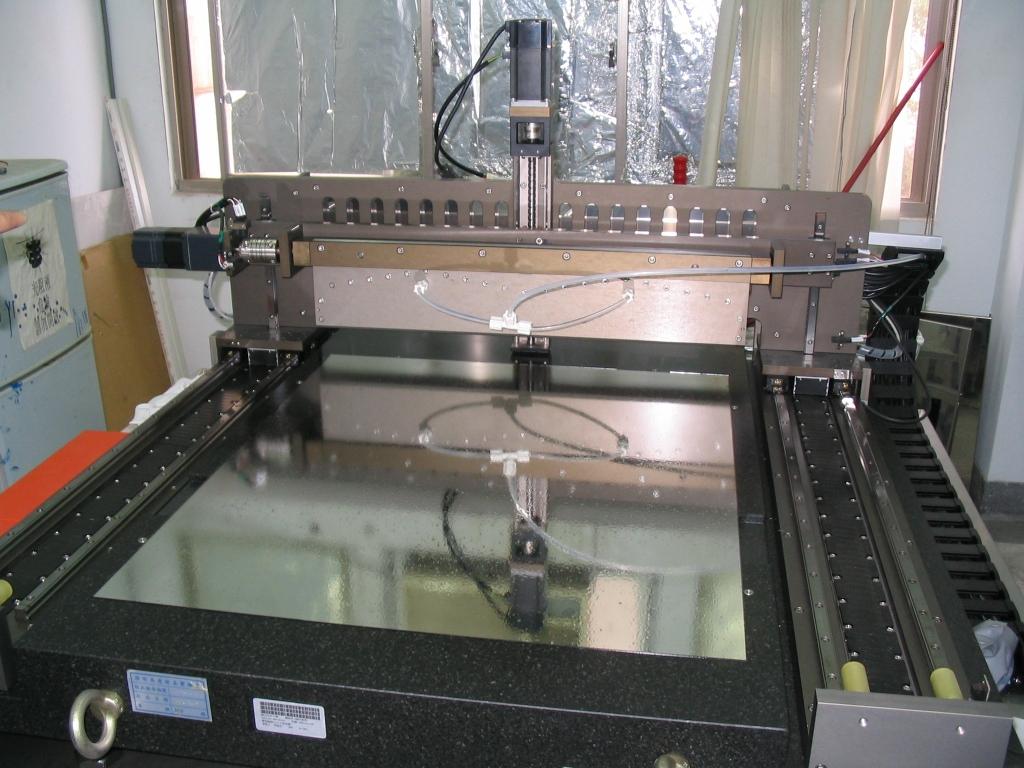 620x750mm Slit Coater